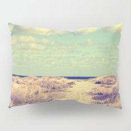 Beach whisper Impression Pillow Sham