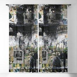 Elegant homicide Blackout Curtain