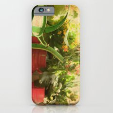 Flower Pots Slim Case iPhone 6s