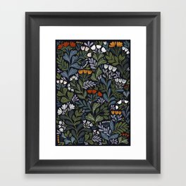 Month of May Framed Art Print