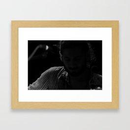 Shadow of Life Framed Art Print