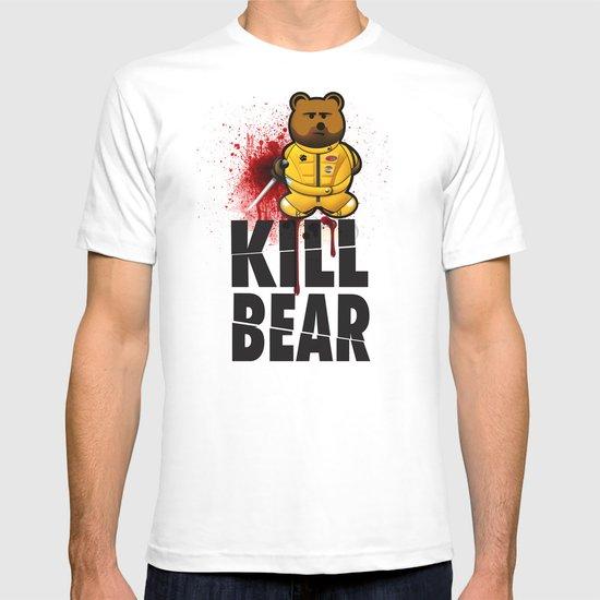 KILL BEAR T-shirt