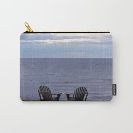 Seating by the Sea Carry-All Pouch