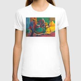 Baile Folklorico T-shirt