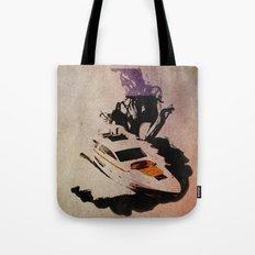Dark Water Tote Bag