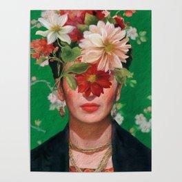 Frida Flow Poster