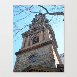 St. Paul's NYC Canvas Print