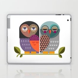 Two Owls Laptop & iPad Skin