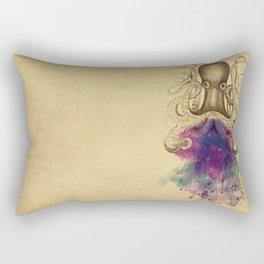 The attack Rectangular Pillow