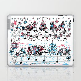 Jingle Bells Laptop & iPad Skin