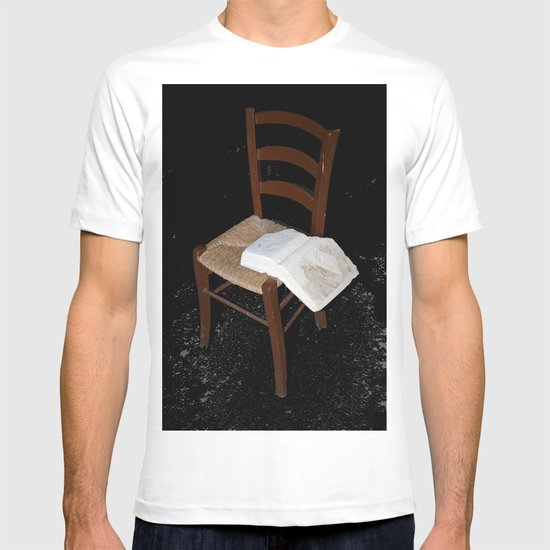 book on the chair T-shirt