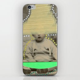 Ziggurat iPhone Skin