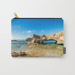 Grotto seascape Carry-All Pouch