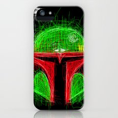 Sketchy Boba Slim Case iPhone (5, 5s)