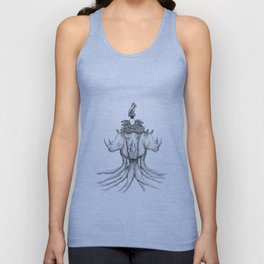Rhino Tree Unisex Tank Top