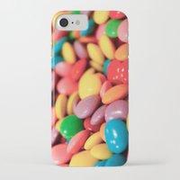 confetti iPhone & iPod Cases featuring Confetti by Studio Laura Campanella