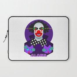 Clown - cat whisperer. Laptop Sleeve