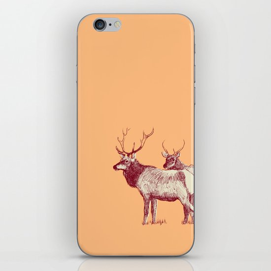 The Elk iPhone & iPod Skin