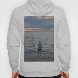 Boy and the Silver Sea Hoody