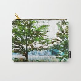 tinted meadow Carry-All Pouch