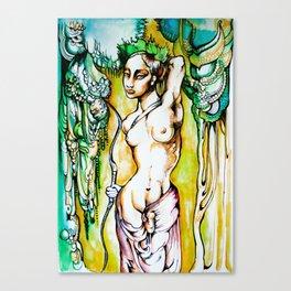 Artimis Canvas Print