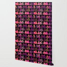 Glitter cats-71 Wallpaper