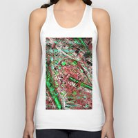 los angeles Tank Tops featuring los angeles by donphil