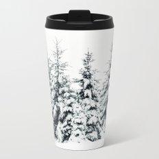 Snow Porn Metal Travel Mug