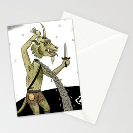 Shifting Tide Pool Stationery Cards
