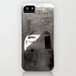 Travel Photograph Rock & A Hard Place 3 iPhone Case