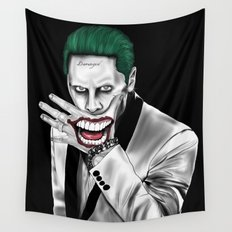 The Last Laugh Wall Tapestry
