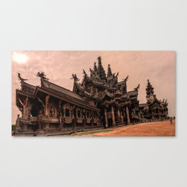 The Sanctuary of Truth Canvas Print