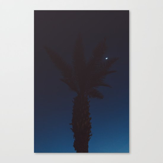 Mexico Moon VI Canvas Print