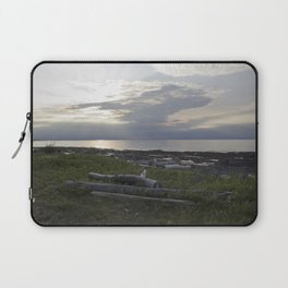 Sea wood Laptop Sleeve