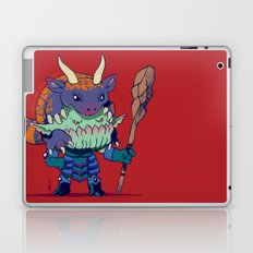 Legend of Animal Hat: Brûlée and Kaiser Laptop & iPad Skin