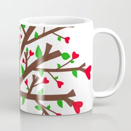 Tree of Love, Tree of Life Coffee Mug