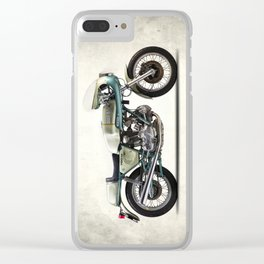 The 1974 750SS Clear iPhone Case