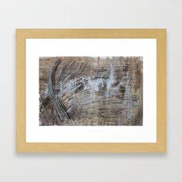 Expressing Cognitive Activity (4/4) Framed Art Print