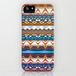 Aztec Geometry iPhone Case