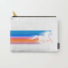 Unicorn Run Carry-All Pouch