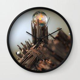 Asterism Wall Clock