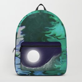 The woods and the moon Backpack