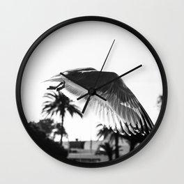 Filigrane Wall Clock