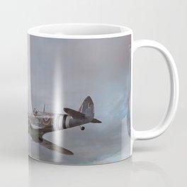 126 Squadron Spitfires Coffee Mug