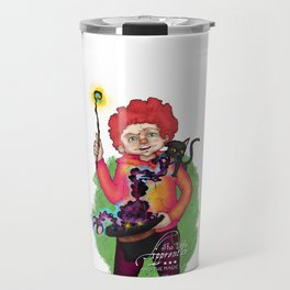The Little Apprentice and the Magic Hat Travel Mug