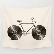 Velophone Wall Tapestry
