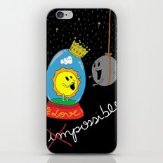 Possible Love iPhone & iPod Skin