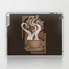 Coffee Nouveau Laptop & iPad Skin