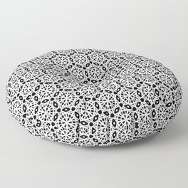 Pattern Floor Pillow