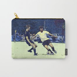 The Challenge - Soccer Players Carry-All Pouch